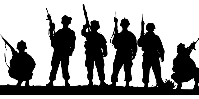 Soldiers Troops Military  Free vector graphic on Pixabay