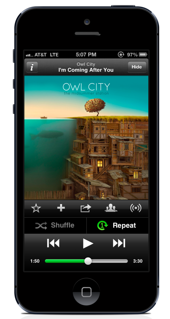 Update iOS App for Bigger iPhone 5 Screen  The Spotify