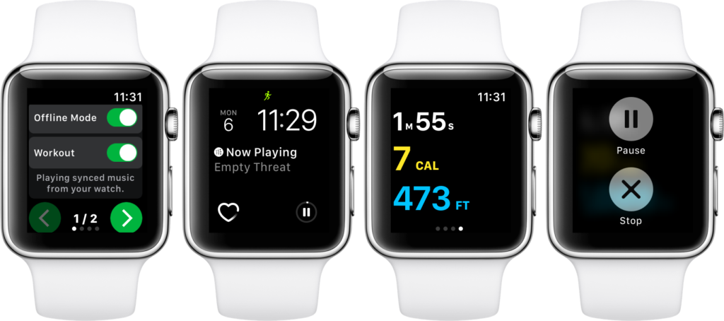 Spotify beta tests app for Apple Watch and Android  EDMTunes