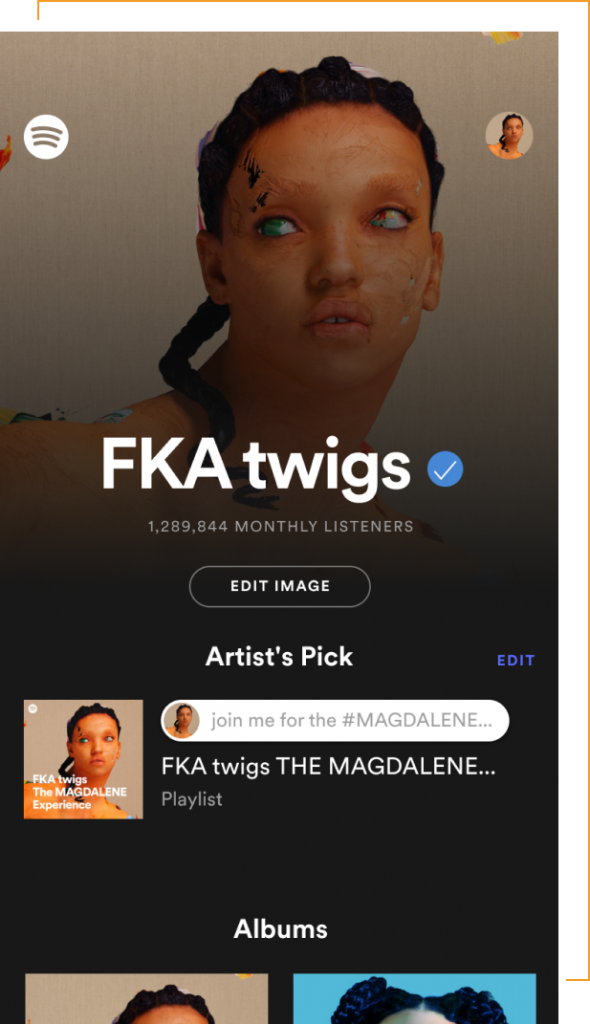 All of the Spotify for Artists features in 2020