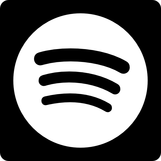 Spotify logo  Free social icons