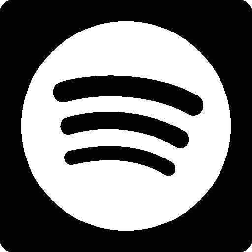 Spotify logo - Free social icons - Spotify Black