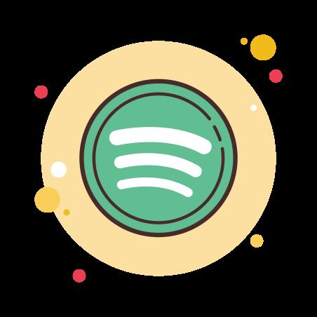 Spotify Ícone  Download Grátis PNG e Vetores