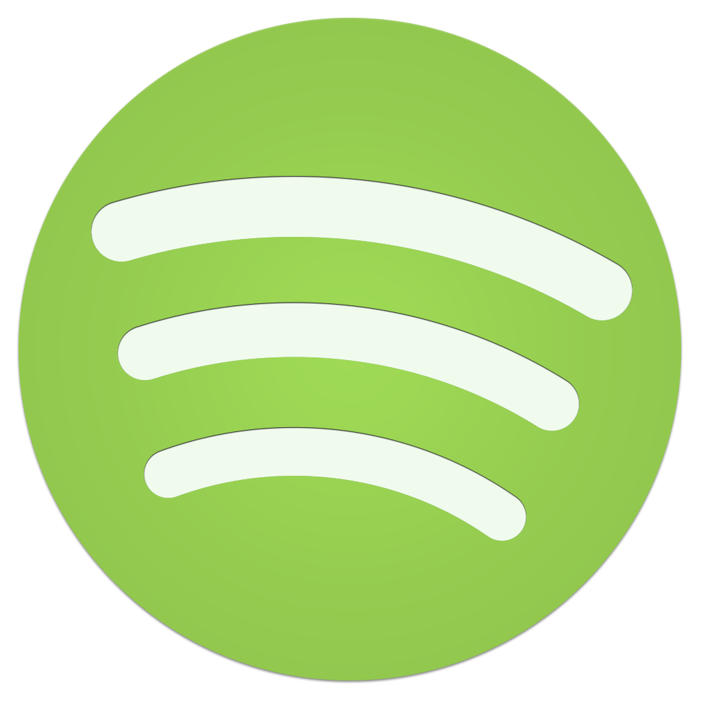 Spotify Icon Transparent Background at Vectorifiedcom