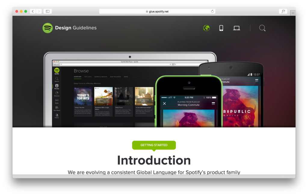What I Learned Scaling Design at Spotify  Marvel Blog