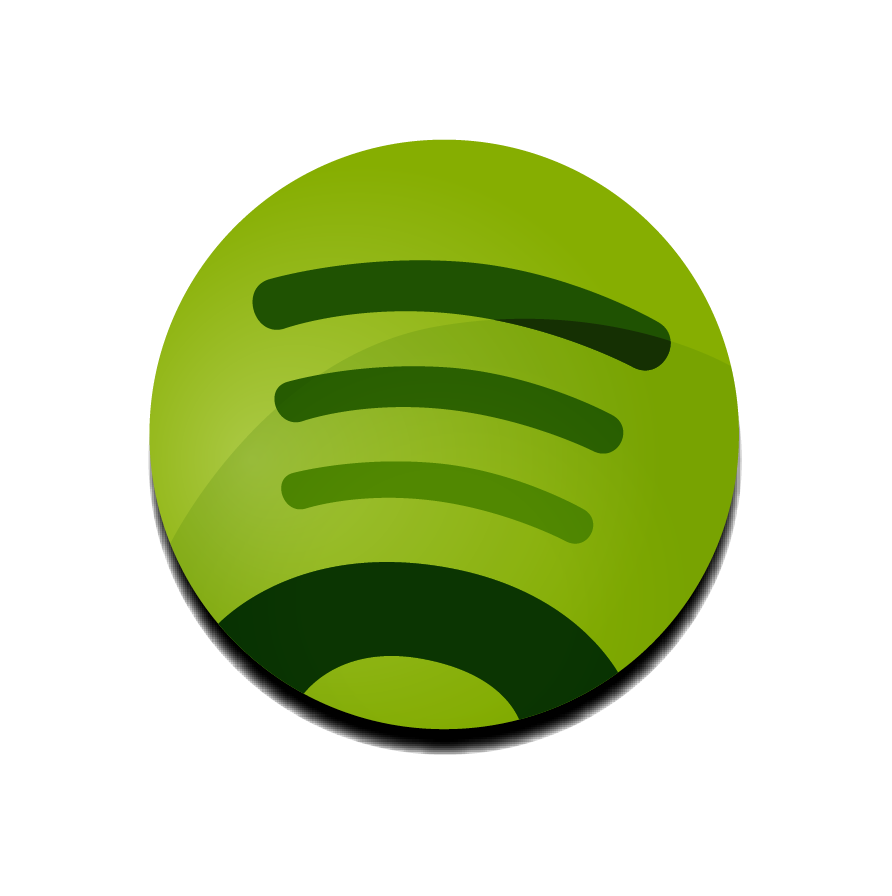 Spotify Vector PNG Transparent Spotify VectorPNG Images