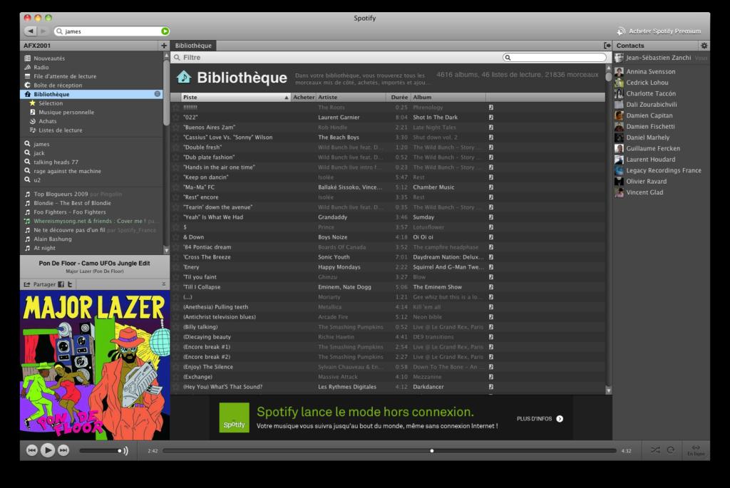 Musique gratuite en ligne  le meilleur du streaming audio