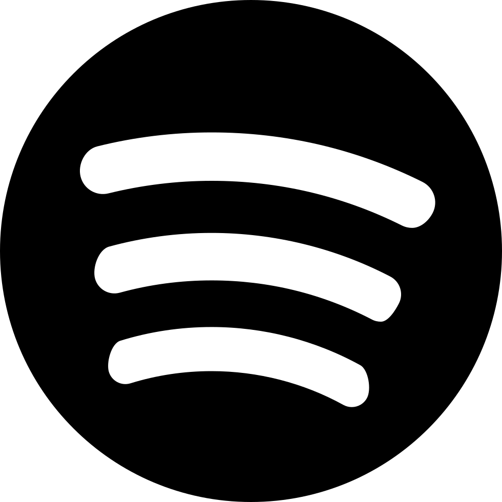 Spotify Logo Button Svg Png Icon Free Download 23421