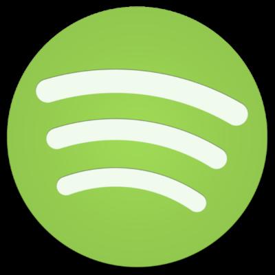 Spotify Playlists 3/8/17-3/14/17 - WTJU - Spotify Logo Small