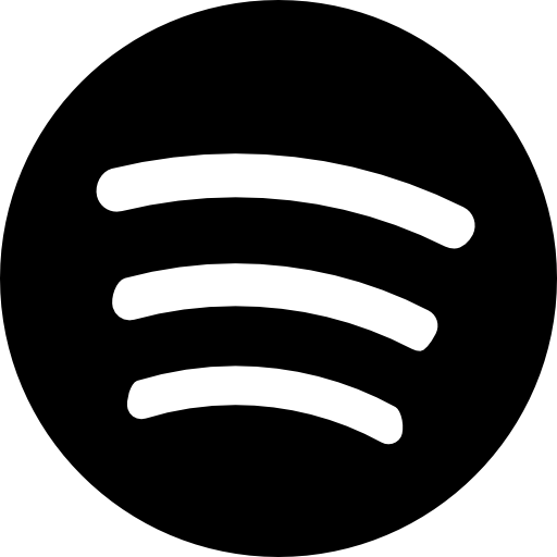 White Spotify Icon at GetDrawings  Free download