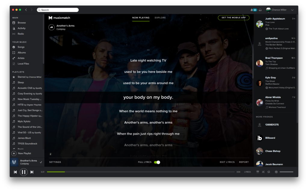 How To Get Lyrics On Spotify  gphopde