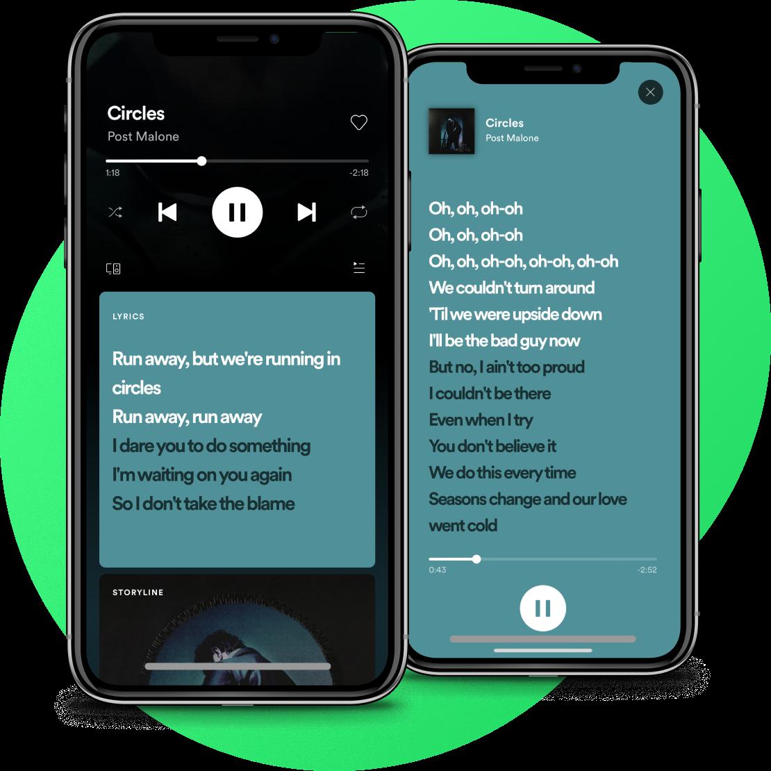 Spotify - Spotify Lyrics