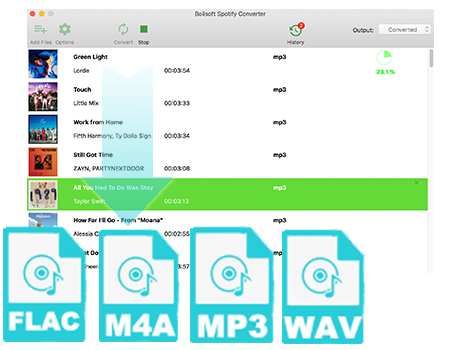 Spotify Music Converter for Mac  Convert any Spotify