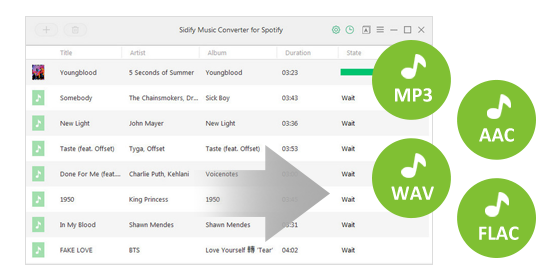 Sidify Spotify Music Converter Full Windows Software