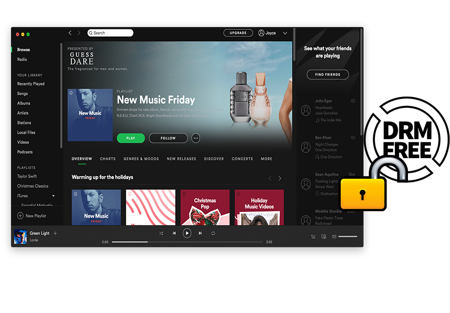 Music Converter for Spotify  Convert Spotify Music to MP3