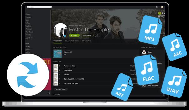 Official Sidify Streaming Audio Converter  Convert