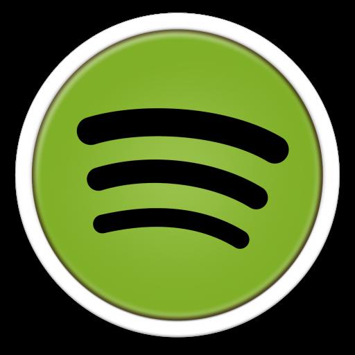 Icono Spotify Gratis de Orb Os X Icons