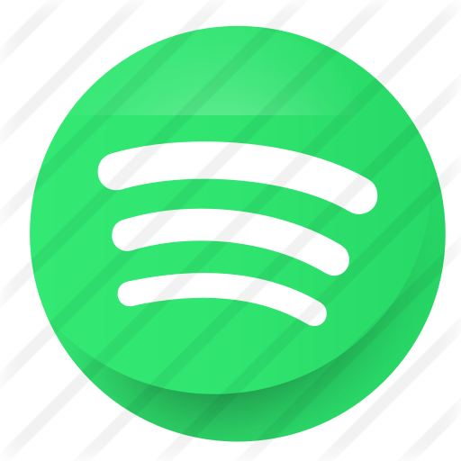 Spotify  Free social media icons