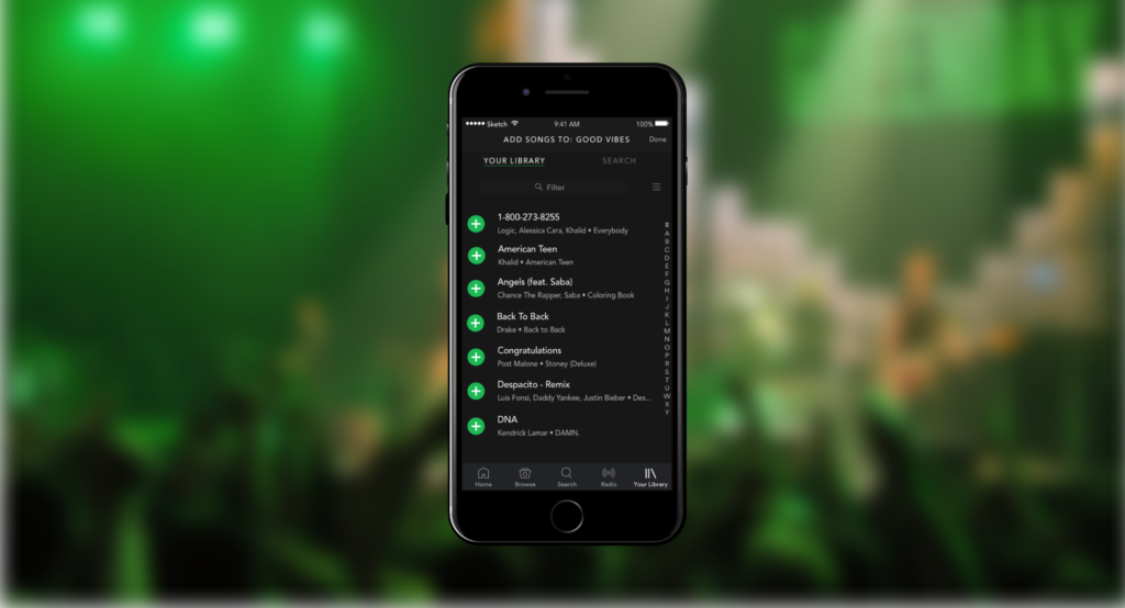 Redesigning The Playlist Creation Process on Spotify  by Fawzi Ammache  UX Planet