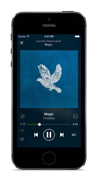 Spotifys biggest redesign ever brings longawaited Collection view  The Verge