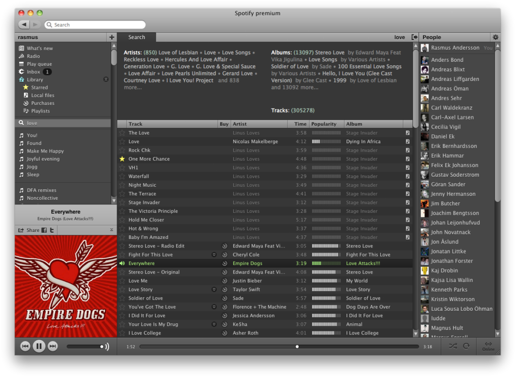 Download Play Your Local Files  Spotify Player Pc Clipart
