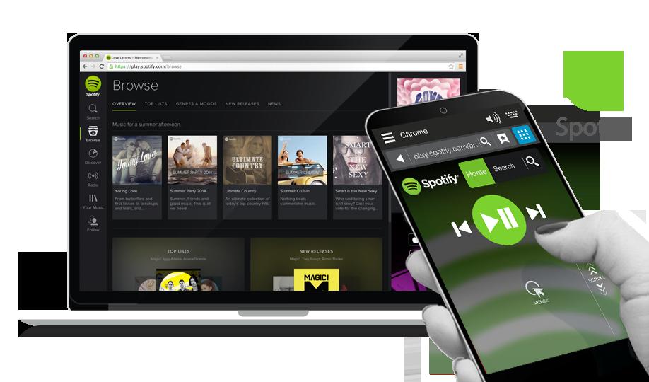 Spotify api play preview