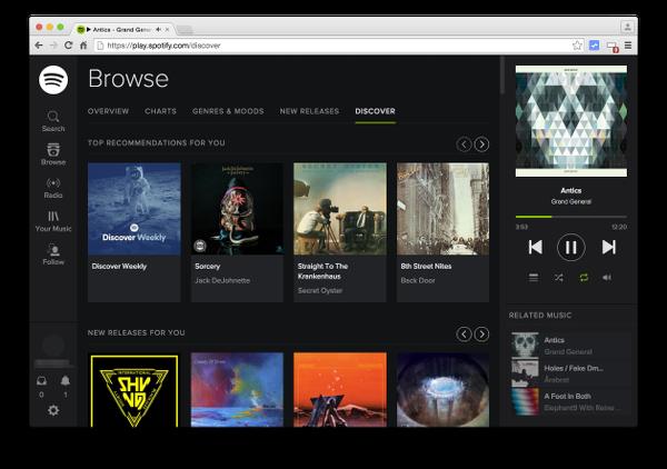 Apple Music vs Spotify  page 2