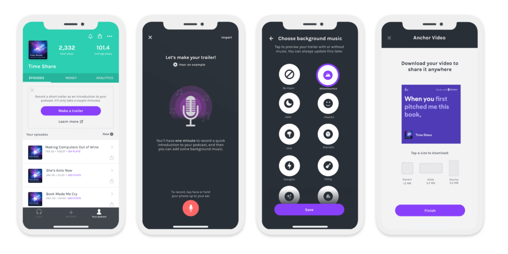 Spotifys podcasting app Anchor now helps you make