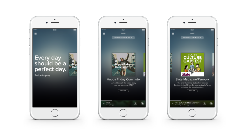 A day with the new Spotify  VentureBeat
