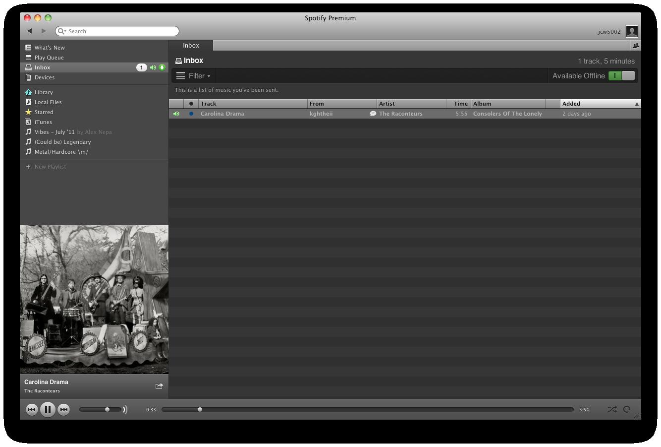 Streaming Music with Spotify   plzkthxbai by Jason Wagner - Spotify Profile