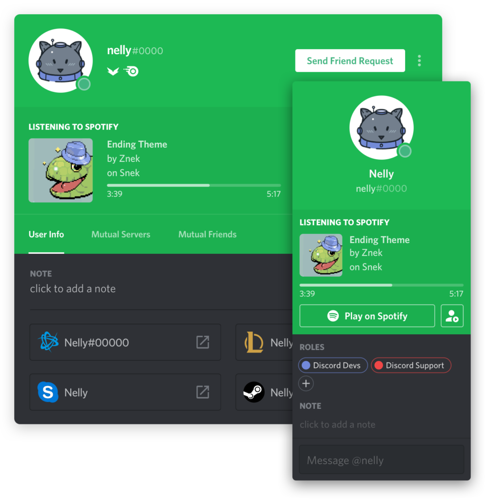 Discord Spotify Connection  Discord