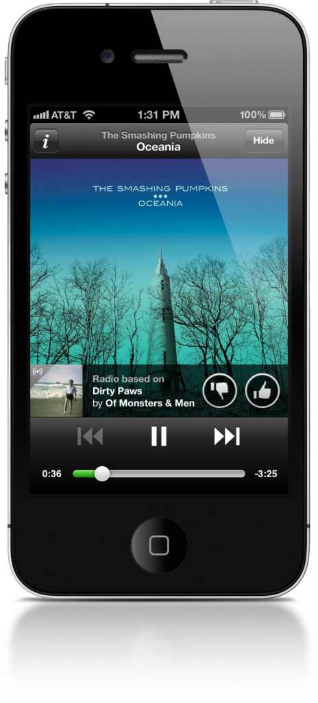 Watch Out Pandora Spotify Just Introduced A Free