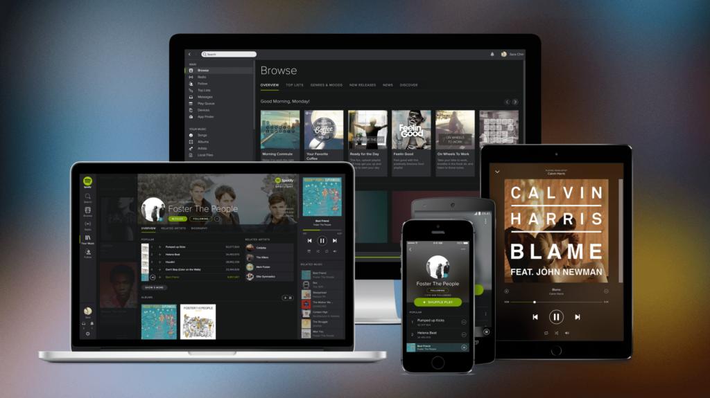 SpotifyProjectCat  LI Music Distribution