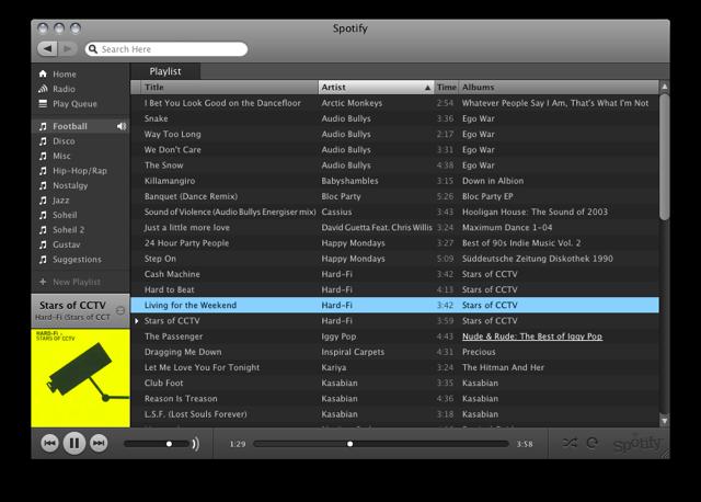 Week 15 Spotify UI Redesign  52WeeksOfDesign