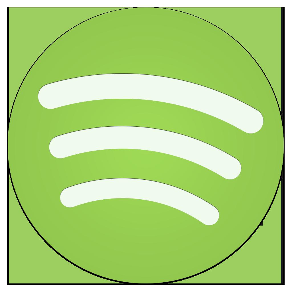 Spotify retina icon by packrobottom on DeviantArt
