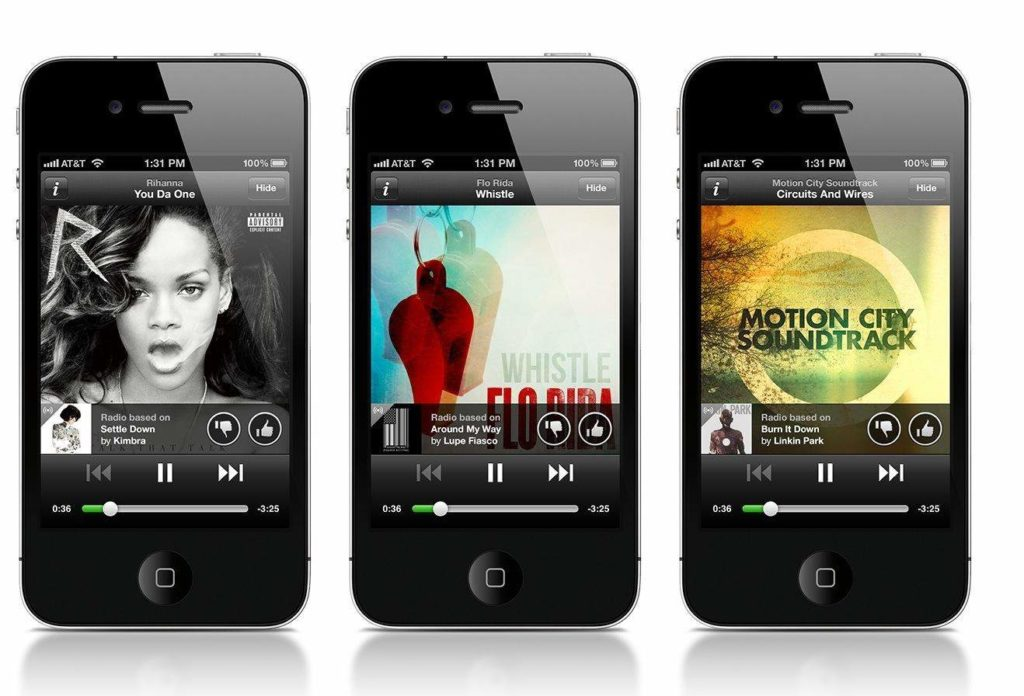 Spotify Thinks iTunes Radio Is Too Robotic Introduces