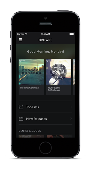 Why Spotify video is forcing the spotlight on mobile ad
