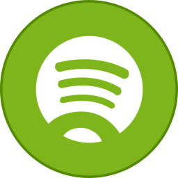 Spotify Round With Border Icon | Download Somacro icons ... - Spotify iPhone Icon
