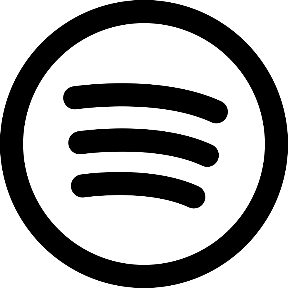 Spotify Icon Transparent at Vectorifiedcom  Collection