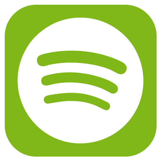 spotify icon 512x512px ico png icns  free download