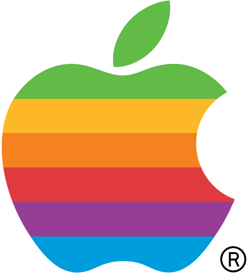 First official Apple logo from May 17 1976 to August 26