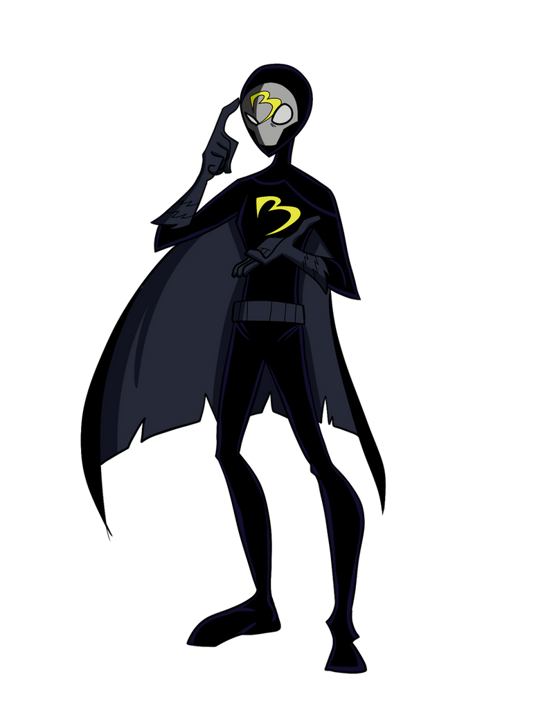 Teen Titans - Blonde-B by BudTheArtGuy on DeviantArt - Teen Titans Red X Drawings