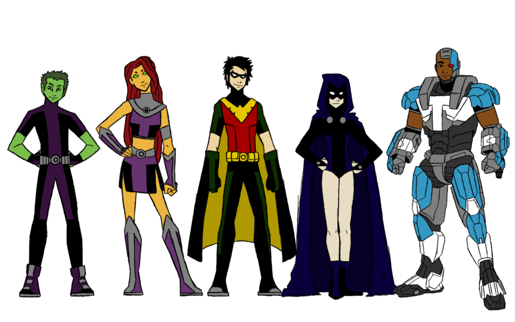 Titans by Coptermode on DeviantArt