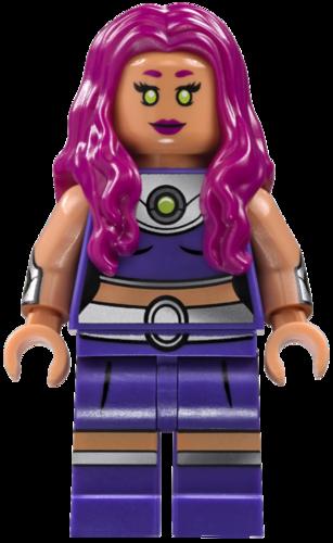Starfire CJDM1999  LEGO Dimensions Customs Community