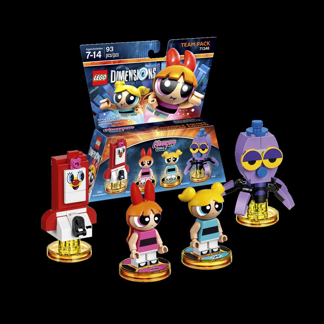 Galería: Ola 9 de paquetes de expansión de LEGO Dimensions - Teen Titans Red X Toys