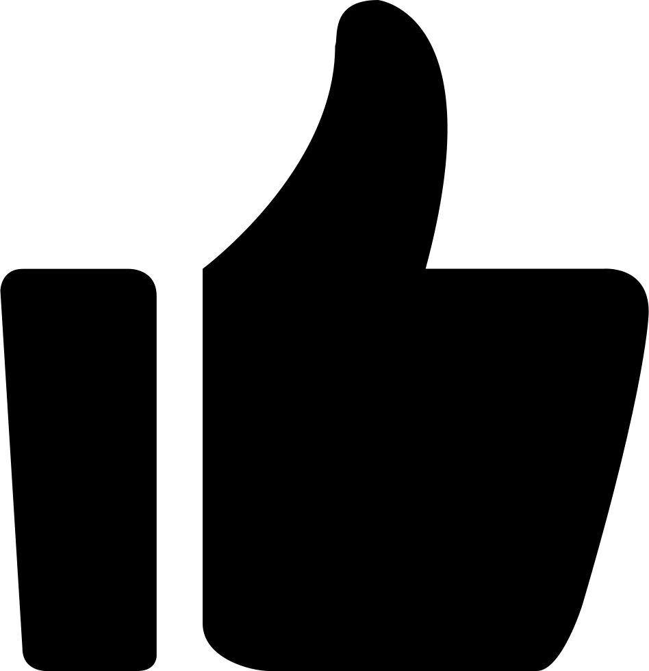 Thumbs UP PNG File  PNG Mart