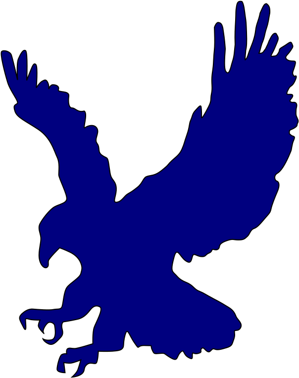Transparent Background Eagle Silhouette Png Clipart  Full