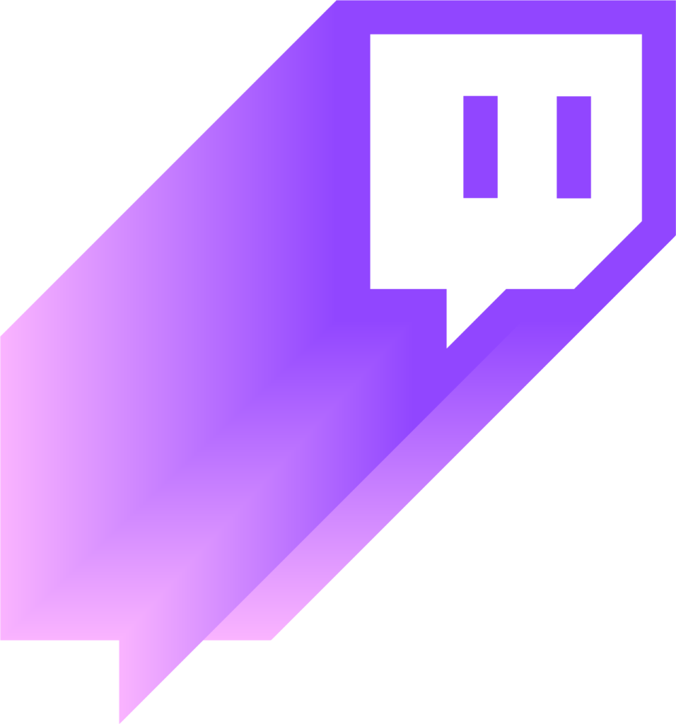 Collection of Twitch Logo PNG  PlusPNG