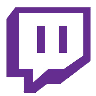 Twitch logo transparent png 1875  Free Transparent PNG Logos