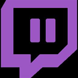 network Logo Social Brand Twitch icon